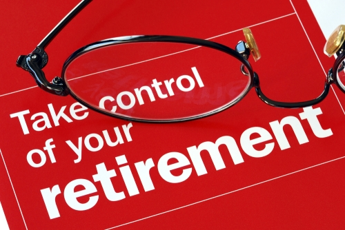 Retirement placard