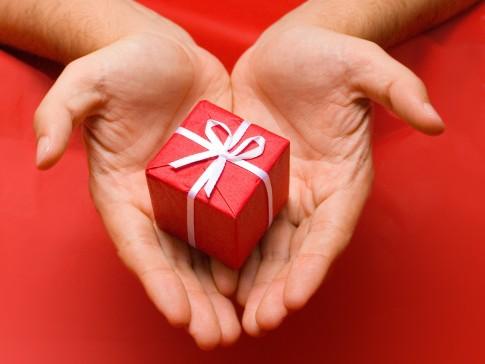 Hands-gift