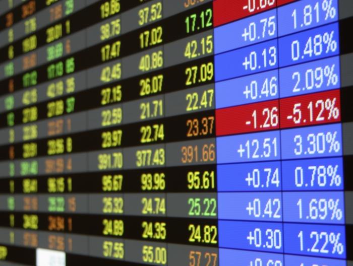 Finance-Stock Ticker