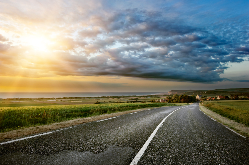 the road to financial security