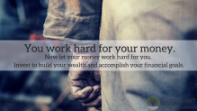 CTC - Let your money work hard for you